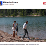 First Lady Pin on Pinterest